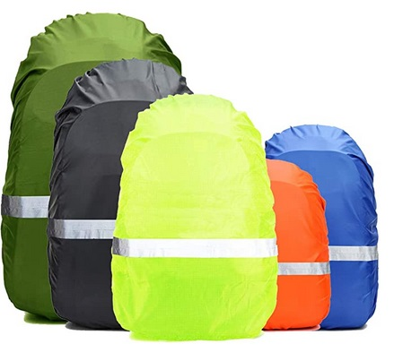 Raincover for hiking backpack