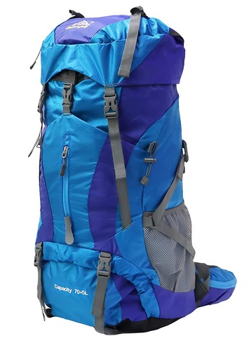 WintMing 75L Hiking Backpack