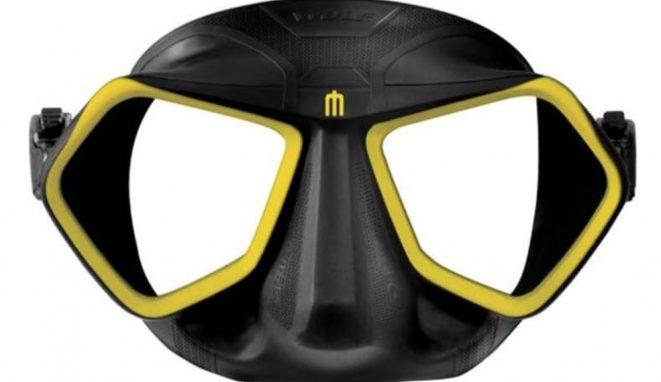 Omer Wolf Mask
