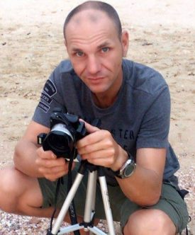Underwater Photographer Daniel Sasse