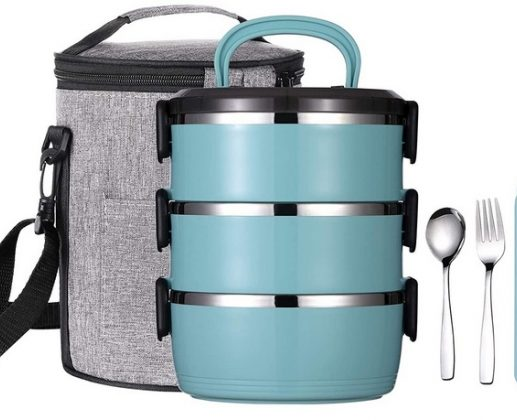YBOBK HOME Bento Lunch Box