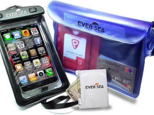 Waterproof pouch Smart phone