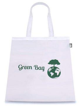 Green bag Einkaufstasche zero-waste